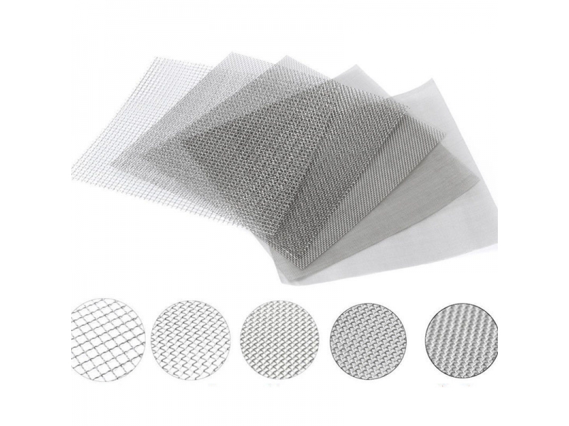 Micron SUS 304/316 Stainless Steel Woven Wire Mesh filter